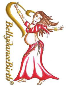 BellydanceBirth logo